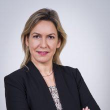 E. Čipkutė pradeda eiti Lietuvos bankų asociacijos prezidentės pareigas