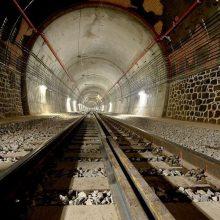 Istoriniame Kauno geležinkelio tunelyje – išskirtinis renginys gyventojams