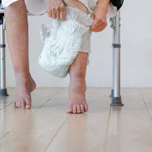 Nuo liepos pacientai galės gauti ketvirtadaliu daugiau kompensuojamų sauskelnių