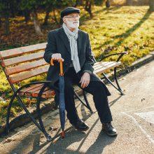 Vidutinė pensija augtų iki 465 eurų, su būtinuoju stažu – iki 489 eurų