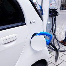 Ar kompensacija elektromobiliams sudomina įmones ir gyventojus?