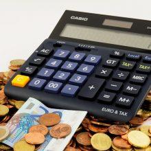 Patvirtintas kitų metų biudžeto projektas: pajamos ir išlaidos auga