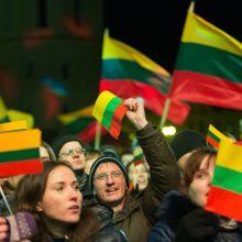 Sumažėjo asmenų, patenkintų gyvenimu Lietuvoje