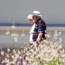 Valstybines pensijas galės gauti ir dirbantys jų gavėjai