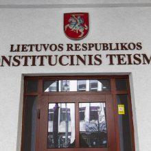 KT: privačių mokyklų vadovams nebūtini tokie pat reikalavimai