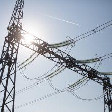 Patvirtintas elektros tinklų sinchronizavimo su Vakarais kalendorius