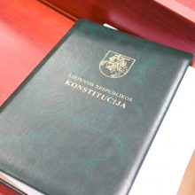 KT: bedarbio statuso nesuteikimas dėl studijų prieštarauja Konstitucijai