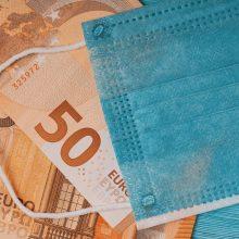 """""""Swedbank"""" ekonomistai šių metų Lietuvos ekonomikos augimo prognozę sumažino iki 2,7 proc."""