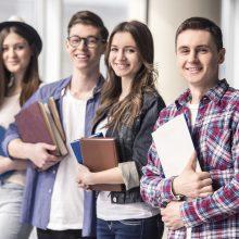 Abiturientai gali dalyvauti nuotoliniame matematikos žinių patikrinime