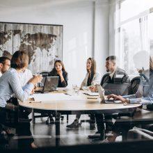 Tyrimas: daugumoje Lietuvos įmonių daugiau uždirba vyrai