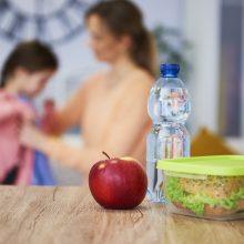Dietistė V. Kurpienė papasakojo, ką svarbu žinoti apie pradinukų mitybą