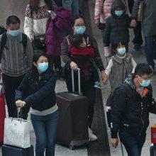 Ministerija patvirtino: koronaviruso židinyje Kinijoje – du lietuviai