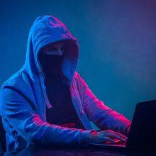 Elektroninių sukčiavimų mastas Lietuvoje per pandemiją išaugo kartais
