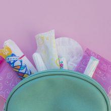 Siūloma nauja PVM lengvata – menstruacinėms higienos priemonėms