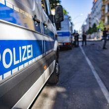 Vokietijoje per šaudynes žuvo du žmonės