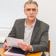 Beprecedentėje byloje – kaltinamojo ultimatumas teisėjui