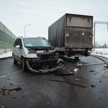 Eismas per karantiną: avarijų vis tiek buvo