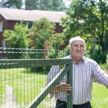 Pensininkas, netrukus galintis tapti benamiu: čia kaip A. Lukašenkos režimas