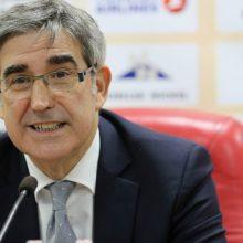 Žiniasklaida: Eurolygos vadovas pasiūlė nutraukti sezoną