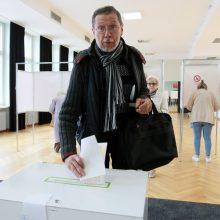 Į Europos Parlamentą išrinktas L. Mažylis: tikėjausi tokios pergalės
