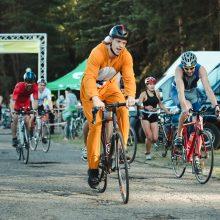 Kauno triatlone – daugiau nei 300 dalyvių