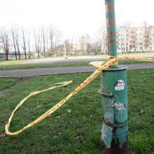 Specialistai: dirvožemis šiaurinėje Klaipėdoje chromu neužterštas