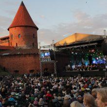 Operetės festivalis renginius skiria lietuvių operos šimtmečiui