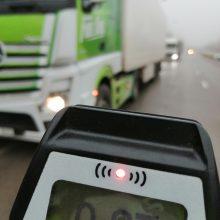 Neblaivių vairuotojų gausa Marijampolės apskrityje: per savaitę nustatyti net 37
