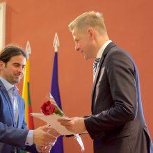 Daugiatautis Vilnius šventė Tautinių bendrijų dieną