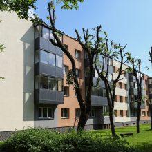 Prognozuojant augsiančias šildymo kainas, specialistai akcentuoja renovacijos svarbą