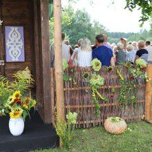 Jadagonių bendruomenė ištikima Žolinės tradicijoms