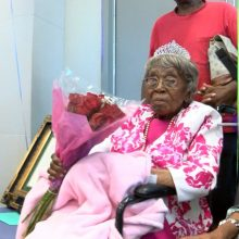 Būdama 116 metų mirė seniausia amerikietė