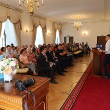 Konferencijoje aptarta darni Kauno regiono plėtra