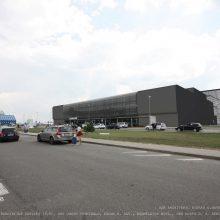 Kauno oro uosto rekonstrukcija: siekiama didinti keleivių komfortą