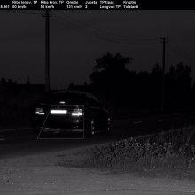 """Kauno rajone BMW skriejęs vyras """"pailsės"""" nuo vairavimo"""