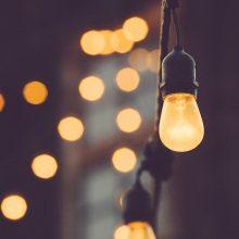 Praėjusią savaitę elektra Lietuvoje pigo 12 proc.