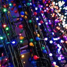 Šviesos diena – geriausia proga įžiebti kalėdines girliandas