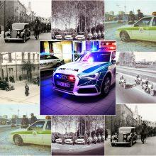 Lietuvos kelių policijai – 87 metai