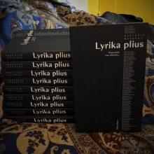 """Poezijos knyga """"Lyrika plius"""": net metafora ir net žaidimas"""