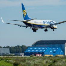 Rekordinė vasara Kauno oro uoste: pasiektas didžiausias keleivių skaičius