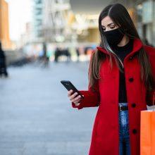 Siūloma leisti parduotuvėms prekybos centruose veikti nuo pirmadienio