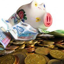 VMI pervedė per 100 mln. eurų GPM permokų