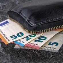 Neblaivus vyras pareigūną bandė papirkti 60 eurų kyšiu