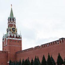 Kremlius: sankcijos Rusijai nepasiekia tikslų