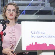 R. Šimašius pristatė rinkimų komiteto komandą ir tikslus