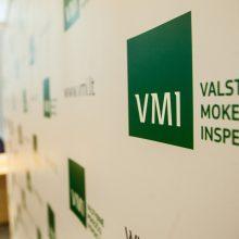 """VMI surinko daugiau nei 40 mln. eurų """"pamirštų"""" mokesčių"""