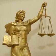 Pasitikėjimas teismais ir bankais nuosekliai krinta