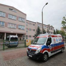 Lenkijos mokykloje kilus kivirčui nužudytas paauglys