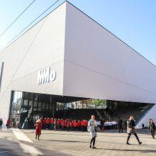 MO muziejaus atidarymas: bilietai į renginius beveik išgraibstyti