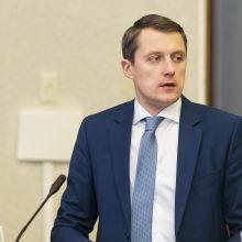 Ž. Vaičiūnas: ES ir JAV bendradarbiavimas SGD srityje – galimybė Lietuvai